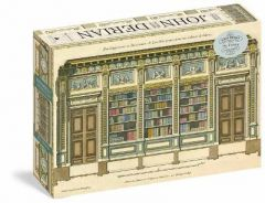John Derian Paper Goods: The Library 1,000-Piece Puzzle by John Derian