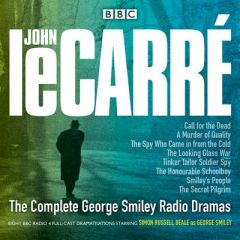 The Complete George Smiley Radio Dramas: BBC Radio 4 full-cast dramatization by John Le Carre (Audiobook)