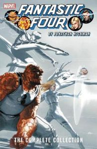 Fantastic Four By Jonathan Hickman: The Complete Collection Vol. 3 by Jonathan Hickman