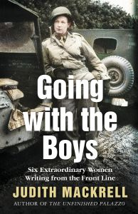 Going with the Boys by Judith Mackrell - Signed Edition
