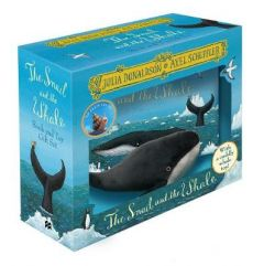 The Snail and the Whale: Book and Toy Gift Set by Julia Donaldson