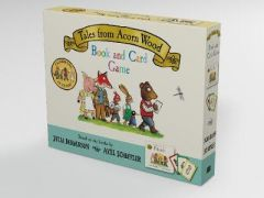 Tales from Acorn Wood Book and Card Game by Julia Donaldson
