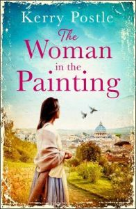 The Woman in the Painting by Kerry Postle