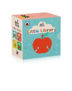 Baby Touch: Little Library by Ladybird (Boardbook)