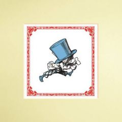 The Macmillan Alice: Mad Hatter Print by Lewis Carroll