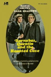 Dark Shadows the Complete Paperback Library Reprint Book 21: Barnabas, Quentin and the Haunted Cave by Marilyn Ross