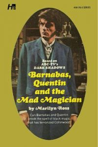 Dark Shadows the Complete Paperback Library Reprint Book 30: Barnabas, Quentin and the Mad Magician by Marilyn Ross