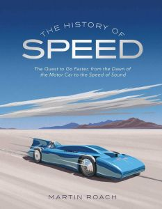 The History of Speed by Martin Roach - Signed Edition