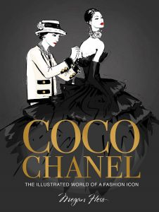 Coco Chanel by Megan Hess - Signed Special Edition