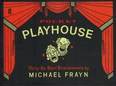 Pocket Playhouse by Michael Frayn - Signed Edition
