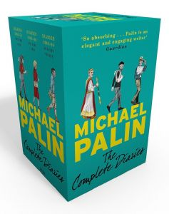 The Complete Diaries by Michael Palin - Signed Edition