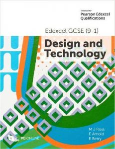 Edexcel GCSE (9-1) Design and Technology: 2019 by MJ Ross