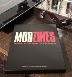 Modzines (Limited Edition): Fanzine Culture from the Mod Revival by Eddie Piller and Steve Rowland