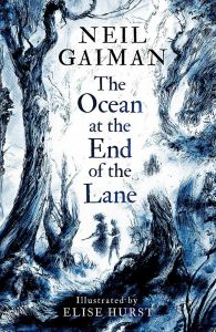 The Ocean at the End of the Lane by Neil Gaiman - Signed Paperback Edition