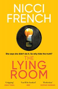 The Lying Room by Nicci French - Signed Edition
