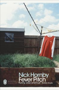 Fever Pitch by Nick Hornby - Signed Paperback Edition