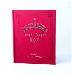 Incredible Book Eating Boy 10th Annivers by Oliver Jeffers (Hardback)
