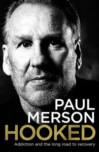 Hooked by Paul Merson - Signed Edition