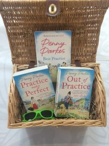 The Positvely Perfect Three Book Pack by Penny Parkes - Signed Edition