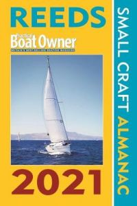 Reeds PBO Small Craft Almanac 2021 by Perrin Towler
