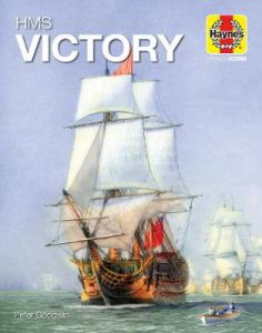 HMS Victory (Icon) by Peter Goodwin (Hardback)