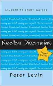 Excellent Dissertations! by Peter Levin