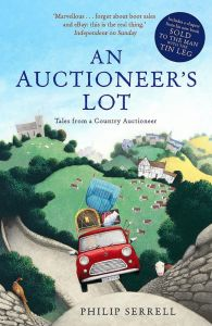 An Auctioneer's Lot by Philip Serrell - Signed Edition