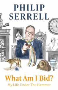 What Am I Bid? by Philip Serrell - Signed Edition