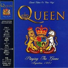 Queen - Playing The Game (Live Argentina 1981) - Vinyl Record