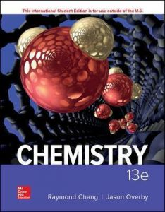 ISE Chemistry by Raymond Chang
