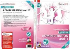 BrightRED Study Guide: Higher Administration and IT New Edition by Reynolds Sturrock