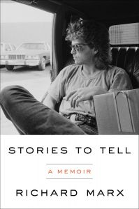 Stories to Tell: A Memoir by Richard Marx - Signed Edition