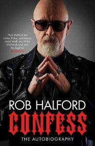 Confess by Rob Halford