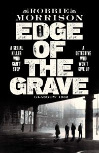 Edge of the Grave by Robbie Morrison - Signed Edition