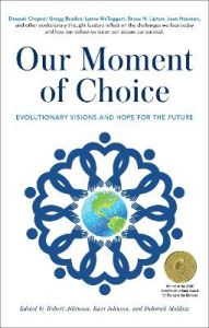 Our Moment of Choice: Evolutionary Visions and Hope for the Future by Robert Atkinson (Hardback)
