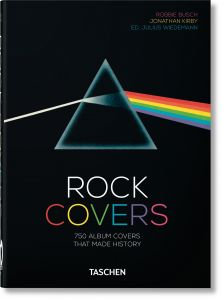Rock Covers - Taschen 40th Anniversary Edition