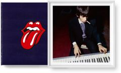 The Rolling Stones - The Definitive, Authorised Illustrated History signed by Mick Jagger, Keith Richards, Charlie Watts and Ronnie Wood - Bent Rej Art Edition - Signed Edition