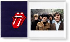 The Rolling Stones - The Definitive, Authorised Illustrated History signed by Mick Jagger, Keith Richards, Charlie Watts and Ronnie Wood - Guy Webster Art Edition - Signed Edition