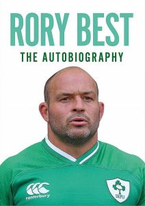 My Autobiography by Rory Best - Signed Edition