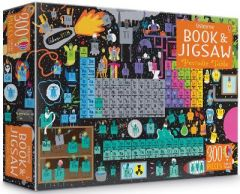 Periodic Table Jisaw Puzzle Book by Sam Smith