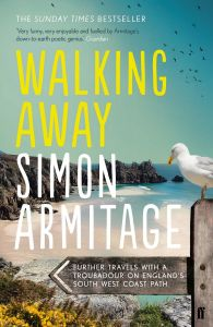 Walking Away by Simon Armitage - Signed Paperback Edition