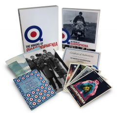 The Making of Quadrophenia – Limited Boxset Edition by Simon Wells - Signed Edition