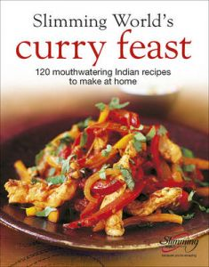 Slimming World's Curry Feast: 120 mouth-watering Indian recipes to make at home by Slimming World (Hardback)