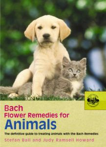 Bach Flower Remedies For Animals by Stefan B Howard