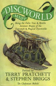 The Discworld Mapp by Stephen Briggs