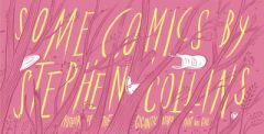 Some Comics by Stephen Collins by Stephen Collins (Hardback)