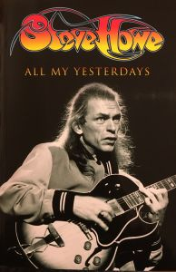 All My Yesterdays by Steve Howe - Signed Edition