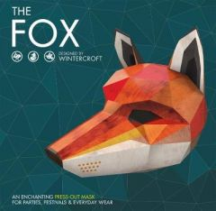 The Fox Mask - Designed by Wintercroft