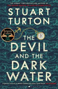 Devil and the Dark Water by Stuart Turton - Signed Edition