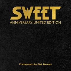 The Sweet: Leather and Metal Edition Anniversary Edition signed by Andy Scott - Signed Edition